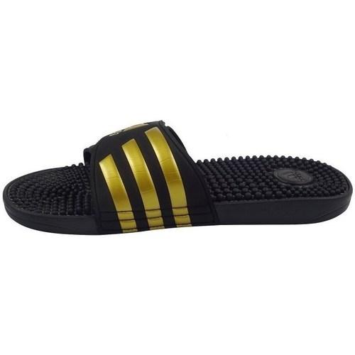 adidas Originals Adissage Noir,Doré - Chaussures Claquettes Homme 40,11 €.