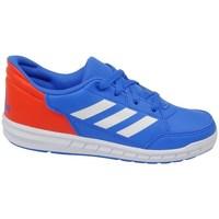 Chaussures Garçon Baskets basses adidas Originals Altasport K Bleu