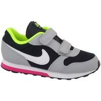 Chaussures Enfant Running / trail Nike MD Runner 2 TD Noir, Gris, Vert clair