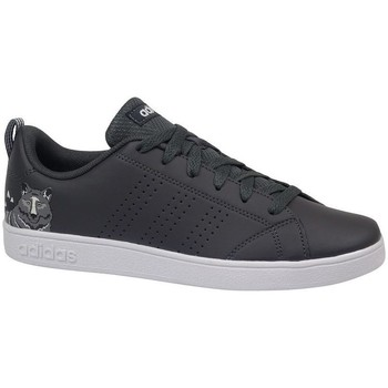 Chaussures Enfant Baskets basses adidas Originals VS Advantage CL K Blanc,Noir