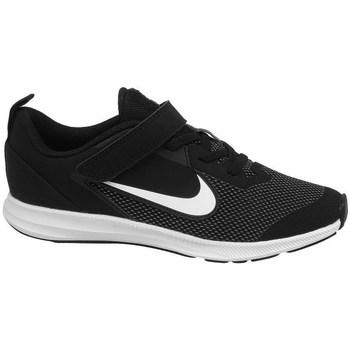 Chaussures Enfant Baskets basses Nike Downshifter 9 Psv Noir