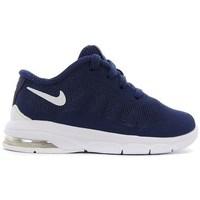 Chaussures Enfant Baskets basses Nike Air Max Invigor Print TD Bleu marine