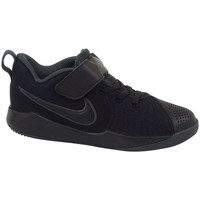Chaussures Enfant Baskets basses Nike Team Hustle Quick 2 PS Noir