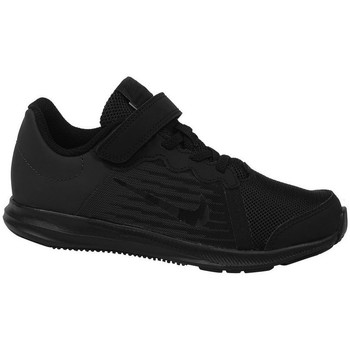 Chaussures Enfant Baskets basses Nike Downshifter 8 PS Noir