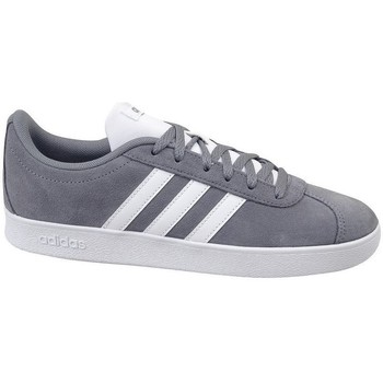 Chaussures Enfant Baskets basses adidas Originals VL Court 20 K Gris