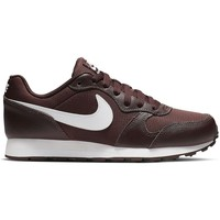 Chaussures Enfant Baskets basses Nike MD Runner 2 PE GS Marron