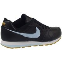 Chaussures Enfant Derbies & Richelieu Nike MD Runner 2 Flt Noir