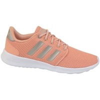 Chaussures Femme Baskets basses adidas Originals QT Racer Orange