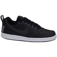 Chaussures Enfant Baskets basses Nike Court Borough Low EP GS Blanc, Noir