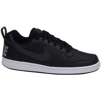 Chaussures Enfant Baskets basses Nike Court Borough Low EP GS Blanc,Noir