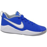 Chaussures Enfant Baskets basses Nike Team Hustle Quick 2 GS Bleu