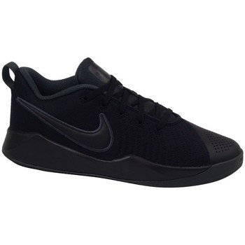 Chaussures Enfant Baskets basses Nike Team Hustle Quick 2 GS Noir