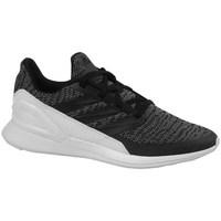 Chaussures Enfant Baskets basses adidas Originals Rapidarun Knit J Blanc,Noir,Gris