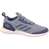 Chaussures Enfant Baskets basses adidas Originals Rapidarun X Knit J Graphite,Gris