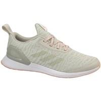 Chaussures Enfant Running / trail adidas Originals Rapidarun X Knit J Olive,Beige