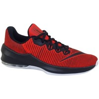 Chaussures Enfant Baskets basses Nike Air Max Infuriate II GS Rouge
