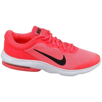 Chaussures Fille Baskets basses Nike Air Max Advantage GS Rose