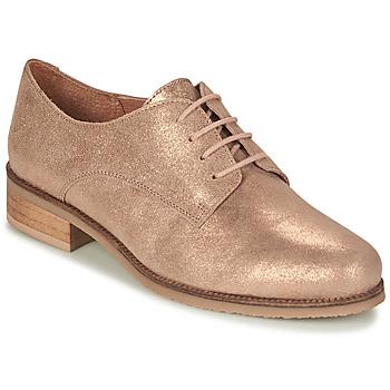 Chaussures Femme Derbies André PANCAKE Doré