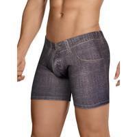Sous-vêtements Homme Boxers Clever Boxer Texan Jean Gris