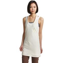 Vêtements Femme Débardeurs / T-shirts sans manche G-Star Raw Débardeur Femme Safari Beige 94964 4108 127 Blanc cassé