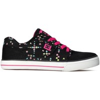 Chaussures Femme Baskets basses DC Shoes Tonik TX SE Blanc,Noir,Rose