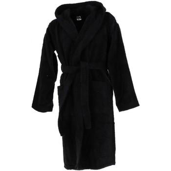 Vêtements Homme Pyjamas / Chemises de nuit Arena Core soft black peignoir Noir