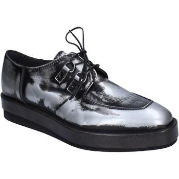 Chaussures Femme Derbies Moma BP909 noir
