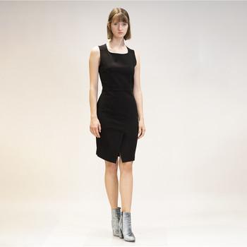 Vêtements Femme Robes courtes Yours-Paris MARION NOIR