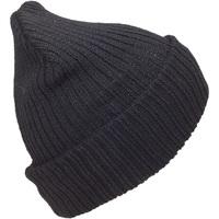Accessoires textile Bonnets Floso Ski Noir