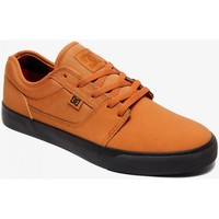 Chaussures Homme Chaussures de Skate DC Shoes TONIK wheat black Marron
