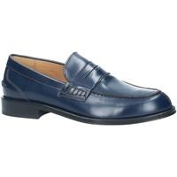 Chaussures Homme Mocassins Antica Cuoieria 20279 mocassin homme Bleu
