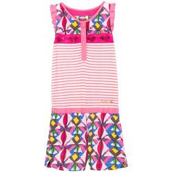 Vêtements Fille Combinaisons / Salopettes Desigual Combishort Fille Linxs 74P33F5 Multicolore