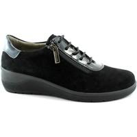 Chaussures Femme Baskets basses Grunland GRU-RRR-SC4730-NE Nero