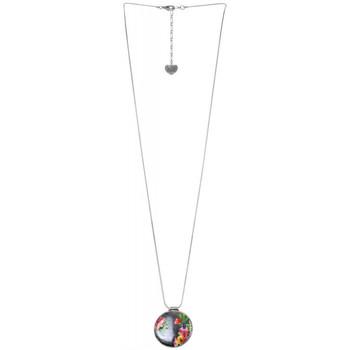 Montres & Bijoux Femme Colliers / Sautoirs Franck Herval Collier long  collection 'Flora' 15--60862 Argent