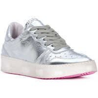 Chaussures Homme Baskets basses At Go GO MOON ARGENTO Grigio
