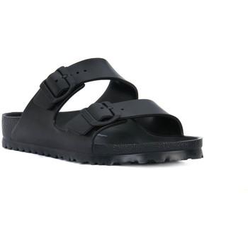 Chaussures Homme Mules Birkenstock ARIZONA EVA BLACK CALZ S Nero