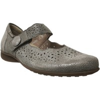 Chaussures Femme Ballerines / babies Mobils By Mephisto FABIENNE Taupe cuir