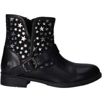 Chaussures Fille Boots MTNG 47843 Negro