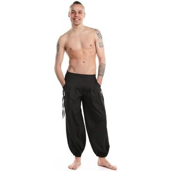 Vêtements Calvin Klein Jeans Fantazia Pantalon aladin printemps ete basic ethnic mixte noir Noir