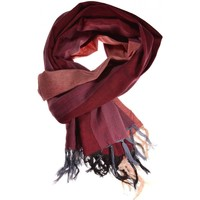 Accessoires textile Echarpes / Etoles / Foulards Fantazia Cheche foulard coton basic ethnic bordeau rose gris Rouge