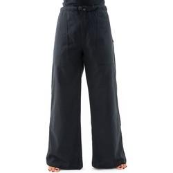 Vêtements Homme Chinos / Carrots Fantazia Pantalon femme homme hiver zen chic noir uni Noir
