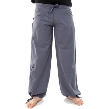 Vêtements Pantalons Fantazia Pantalon hybride homme femme gris souris Gris