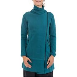Vêtements Femme Manteaux Fantazia Veste coton epaisse Arunda bleu canard
