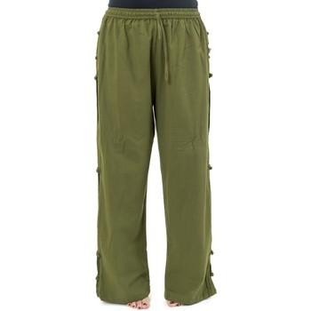 Vêtements Pantalons fluides / Sarouels Fantazia Pantalon japonais - japanese pants Gris