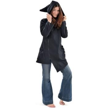 Vêtements Manteaux Fantazia Veste Flox ethnique noire Noir