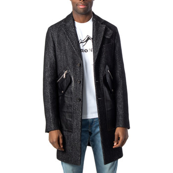 Vêtements Homme Manteaux Dsquared S74AA0135 Noir