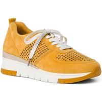 Chaussures Femme Baskets basses Tamaris 23745 jaune