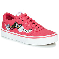 Chaussures Fille Baskets basses Vans WARD Rose