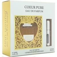 Beauté Femme Coffrets de parfums Linn Young Coffret Coeur Pure Autres