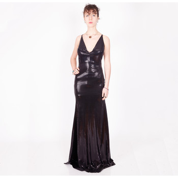 Vêtements Femme Robes longues Yours-Paris JEANNE NOIR